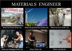 This is Materials Science and Engineering