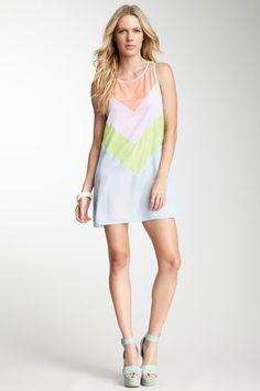 8bd023af5d Jarlo Kaylee Dress Neon Sandals