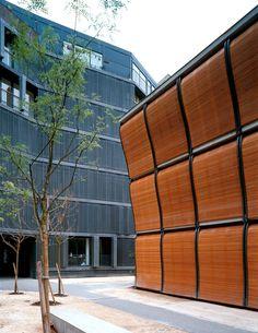 Herzog & De Meuron _Rue des Suisses Apartments