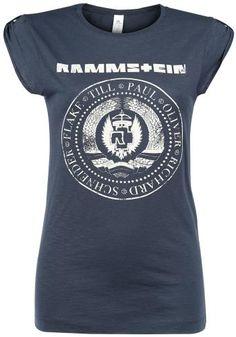 Est. 1994 - Rammstein T-Shirt Manches courtes