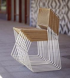 Ramón Chair by Santa & Cole
