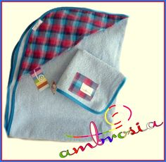 AMBROSIA Towel with hood AMBROSIA Clothing and Accessories for Babies and Children Exclusive designs  https://twitter.com/AmbrosiaRopa https://www.facebook.com/Ambrosiaropainfantil/