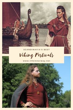 Viking Festivals in Scandinavia - Life in Norway Viking Life, Viking Warrior, Up Helly Aa, Viking Museum, Festivals, English Army, Norway Viking, Viking Reenactment, Viking Culture