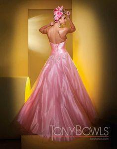 Tony Bowls prom dress 111549 | Promgirl.net