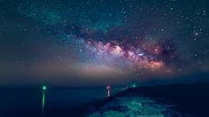 The Milky Way as seen from Barnegat Beach NJ [3223 x 1813] [OC] http://ift.tt/2mmPiqw