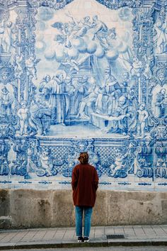 plus beaux azueljos Porto Portugal Travel, Portugal Trip, Parc National, City Break, Places To Travel, Wander, Surfing, Europe, Spanish