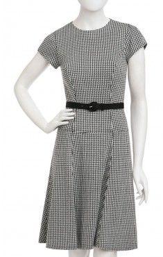 Foxhound Dress Nanette Lepore