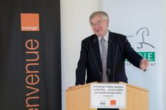 #Orange inaugure l'internet à très grande vitesse à #Rouellé