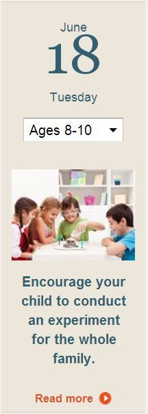 Science experiments are a great way to engage a curious child! Click for experiment ideas and enrichment activities.