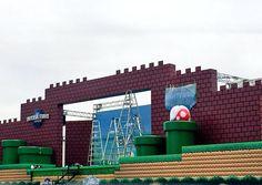 In Japan hat vor Kurzem der Bau des weltweit ersten Super Mario Themenparks begonnen. Rechtzeitig zu denOlympischen Spielen in Tokio…