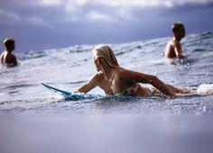 Surf Life: Tatiana Weston-Webb…