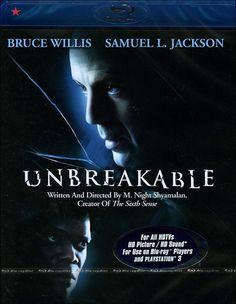 Unbreakable - Särkymätön (blu-ray)