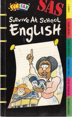 Survive at School: English Pb (Sas File Funfax) - John McClelland -...