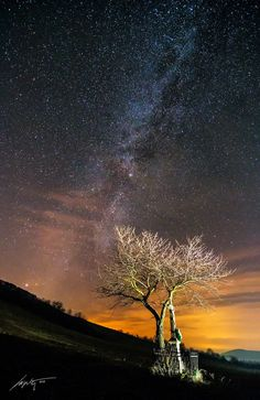 Milky Way - Remeniny, Slovakia