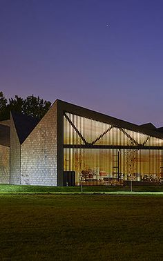 Chicago New Boathouse by Studio Gang Architects