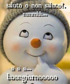 Buongiorno che freddo che fa for Buongiorno o buon giorno immagini