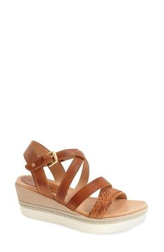 PIKOLINOS 'Madeira' Platform Wedge Sandal (Women) available at #Nordstrom