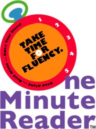 One Minute Reader by Read Naturally - Steps to Fluency