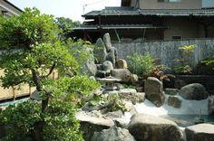 周南市日本庭園