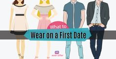 Most #relationships are built on a series of first impressions. Don't let your first date attire ruin your chances for a second date. What you wear is the perfect opportunity to present who you are before you say a word.  #dating #firstimpressions #outfitideas