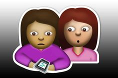 "The ""Over-Analyzing Texts Together"" Emoji: 