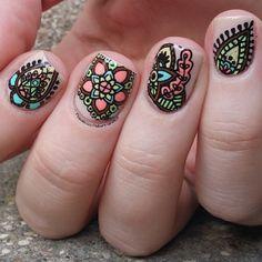 nausicaa_g #nail #nails #nailart