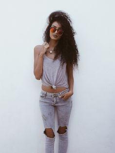 Finíssimas Fashion: Look do dia || Outfit: Nice Pants!