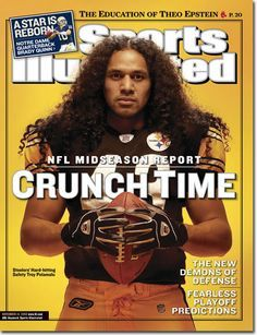 Troy Aumua Polamalu, An Advocare Warrior In Waiting
