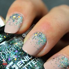 flormar-glitter-genius-Rocket-swatch Face Care Tips, Hand Care, Nail Inspo, Nail Colors, Colours, My Nails, Swatch, Beauty Makeup, Nail Designs