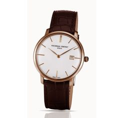 Frédérique Constant http://www.vogue.fr/joaillerie/shopping/diaporama/a-l-heure-masculine/11810/image/697309#frederique-constant-montre-homme-slimline
