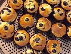 Blueberry Muffins #muffin #homemade