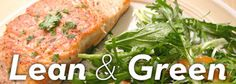 Lean & Green Recipes- supportive of TAKE SHAPE FOR LIFE.  Not a fad.  These are good, clean, simple recipes on a budget.