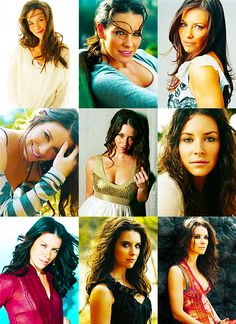 evangeline lilly! one of my favorite actresses!