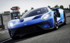 2017 Ford GT Forza 6 by: Forza Motorsport