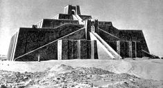 """Ancient Sumerian Pyramid called a """"Ziggurat"""" century BC) The Sumerian culture dates back over and is located in modern Iraq and Kuwait. Ancient Mesopotamia, Ancient Civilizations, Ancient Mysteries, Ancient Artifacts, Ancient Aliens, Ancient History, Mysterious Places, Atlantis, Arquitetura"""