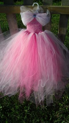 Sleeping Beauty tutu dress by tiger0459 on Etsy, $40.00