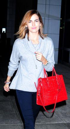 Camilla Belle at JFK Airport Nov. 4 2014