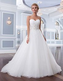 Lillian West Wedding Dresses - Search our photo gallery for pictures of wedding dresses by Lillian West. Find the perfect dress with recent Lillian West photos. Wedding Dresses Photos, Dream Wedding Dresses, Bridal Dresses, Wedding Gowns, Bridesmaid Dresses, Lace Wedding, Modest Wedding, Wedding Shoes, A Line Wedding Dress Sweetheart