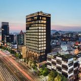 Seattle-based Olson Kundig Architects was in charge of designing the distinctive 15-story office headquarters of luxury clothing retailer Shinsegae International, in the heart of Seoul's Gangnam-gu di...