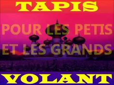 Tapis Volant Manège (Clip Officiel) Et hop pour vous souhaiter un bon week enk , voici ma nouvelle creation