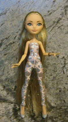 jumpsuit for monster high dolls and ever after high by moonsight68, $7.00