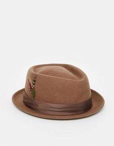 33597b501de Brixton Stout Pork Pie Hat  CoolHats