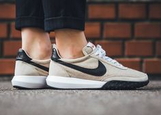 8e5c06427112 Nike Roshe Waffle Racer NM Premium Oatmeal is the perfect silhouette for  breakfast
