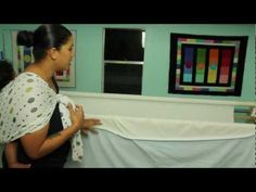 Let me show you how I save time loading my quilt onto my longarm frame with magnets!  I started using this technique about 2 years ago and have never gone back to zippers or pinning. I only load the quilt backing onto two rollers with magnets and then the batting and quilt top are floated. Meaning, I dont roll m...