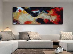 cuadros abstractos cuadro abstracto realizado a mano con pinturas acrilicas cuadros blangar
