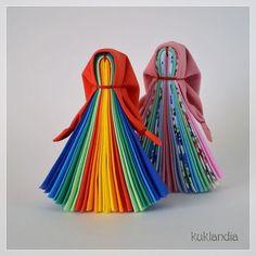 Fabric dolls a'la Russe / Народные куклы ручной работы. Ярмарка Мастеров…