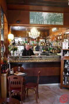 Architettura :: Trieste, la città del caffè caffè trieste  antique coffee bar