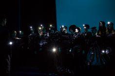 Freitag, 20.03., 22:00 Uhr – Mitte, Kino International: Der Berliner Kneipenchor hat sich durch die Verleihung des deutschen Werbefilm Preises  gesungen. © Matze Hielscher