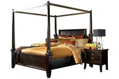1000 Images About Kylie 39 S Bedroom On Pinterest Value City Furniture Metal Canopy Bed And