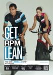 Get fit! Les Mills RPM- the best cycling class!